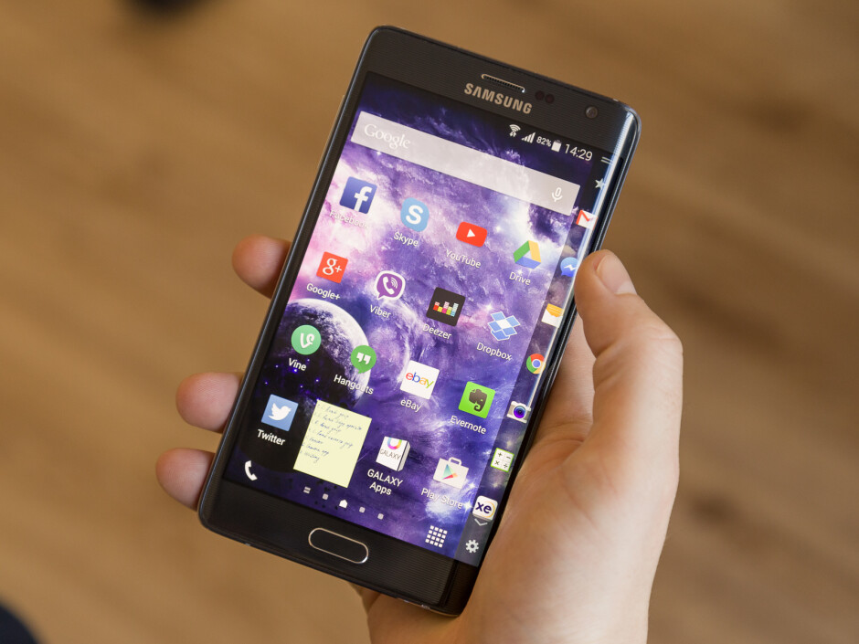 Living with the Samsung Galaxy Note Edge, week 2: Can you handle it?