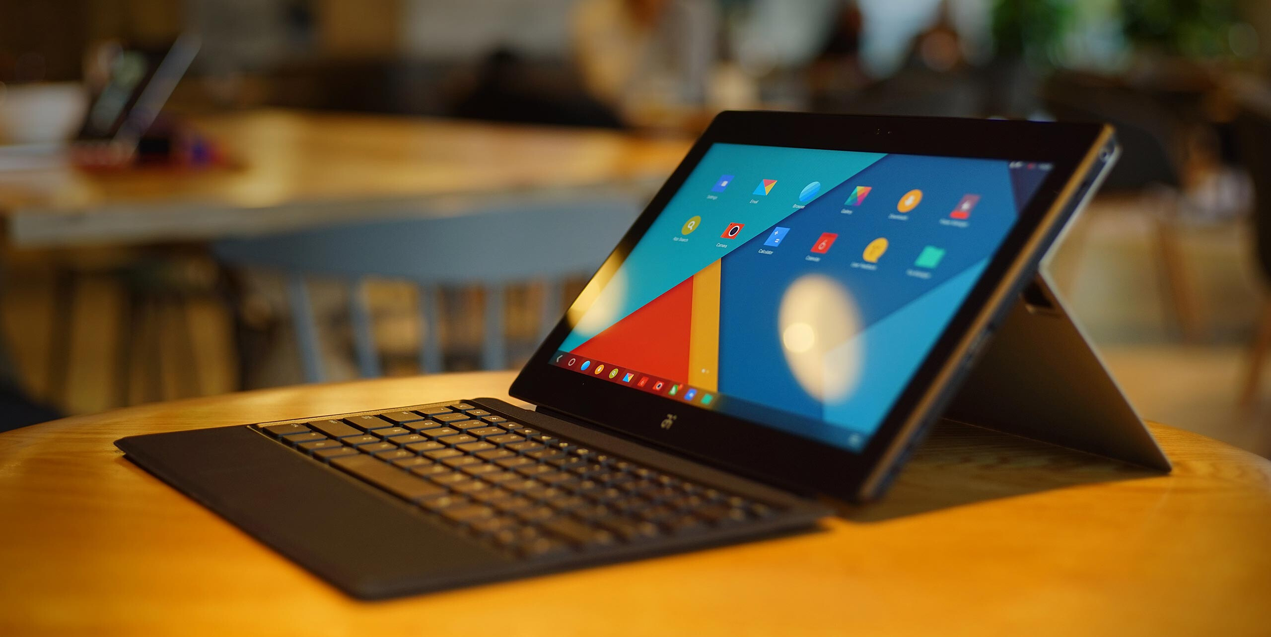Meet the Jide Remix, an Android tablet that looks a lot ...