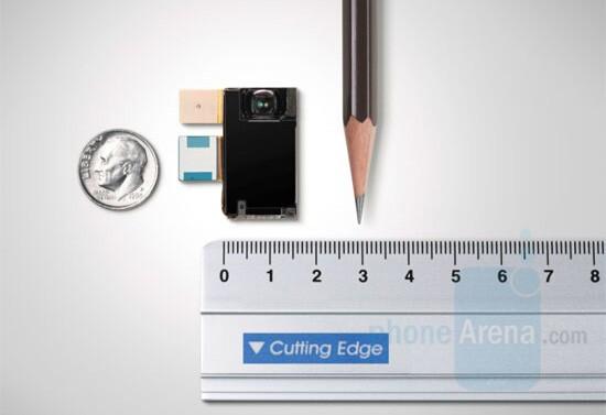 Samsung reveals new 8-megapixel camera module for phones