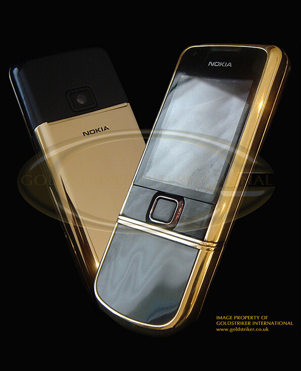 Nokia 8800 Arte - Guide for the filthy rich