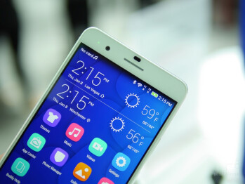 Huawei Honor 6 Plus hands-on