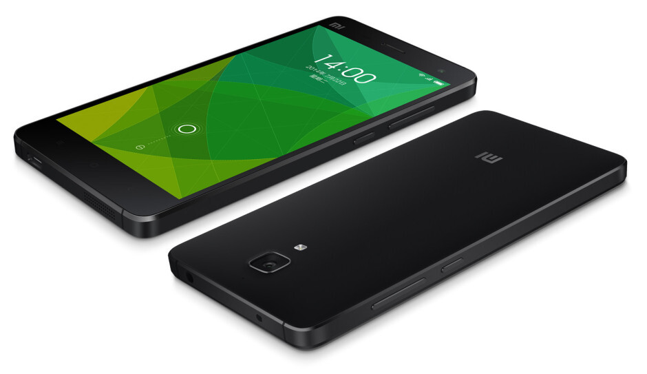 Xiaomi's Mi 4, black edition - Did you know: these are the biggest smartphone companies from China