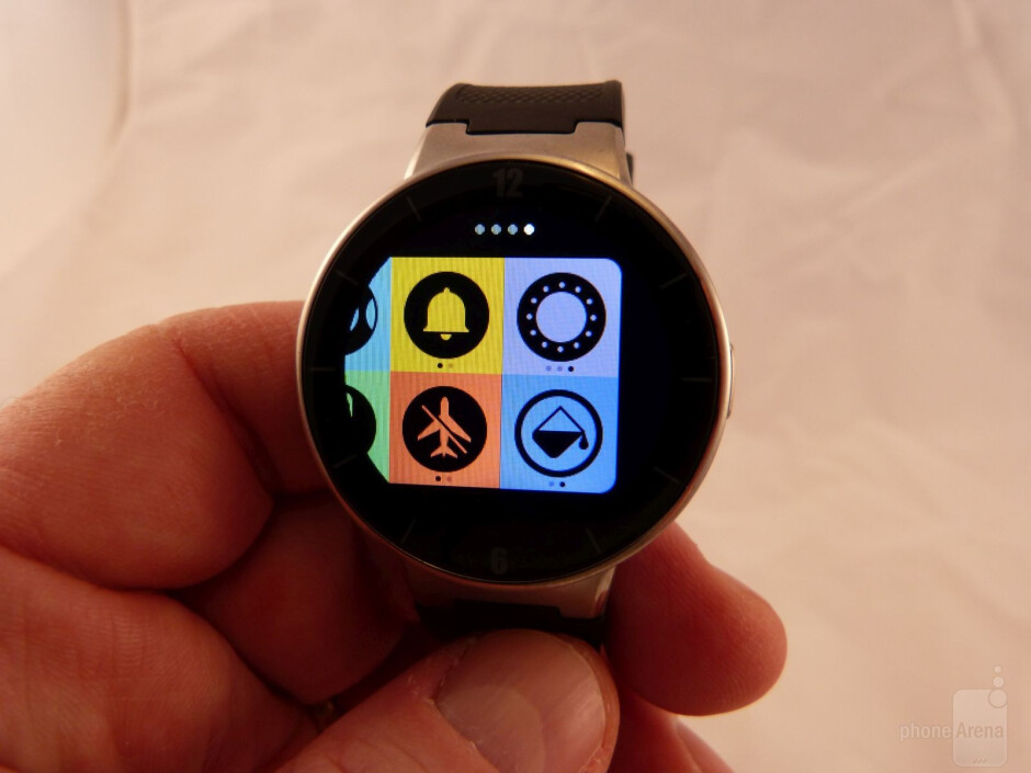 The ONETOUCH WATCH brings an integrated app, and attractive feature set for a very attractive price - From CES 2015 – Brands to watch in the US: Alcatel (part 1 of 2)