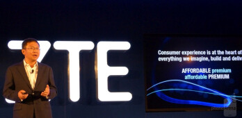 ZTE USA Chief Executive, Lixin Cheng reports on the company's performance in the US and around the world