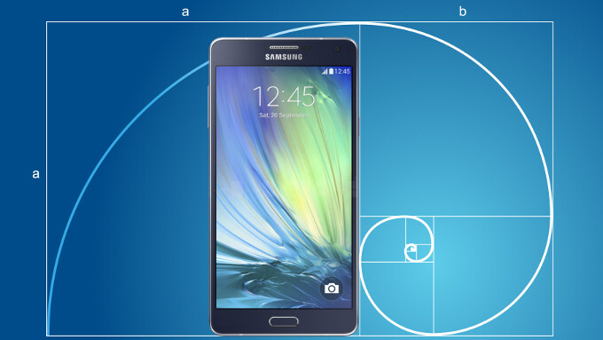 Samsung Galaxy A7 size comparison: this is how it fares against its rivals