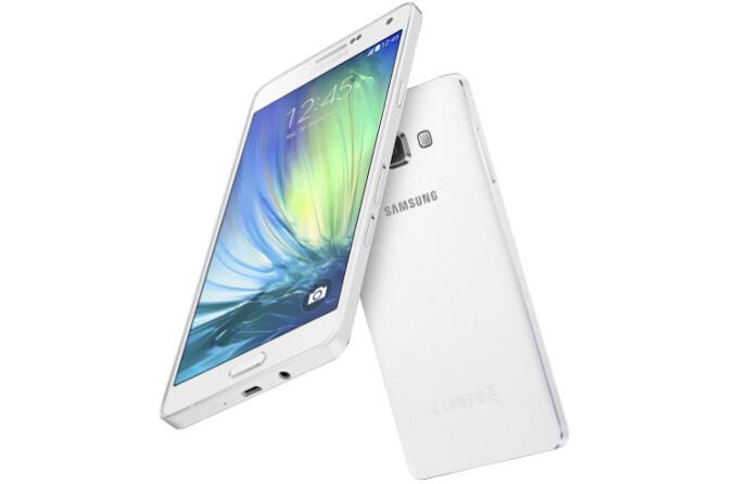 Samsung Galaxy A7 vs Galaxy S5 vs Apple iPhone 6: specs comparison