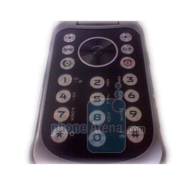 Motorola VU30 - Exclusive: First images of Motorola VU30 for Verizon Wireless