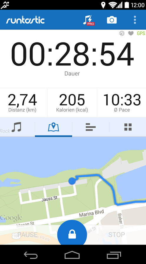 You can get Runtastic Pro on your Android device for free today only, here's how