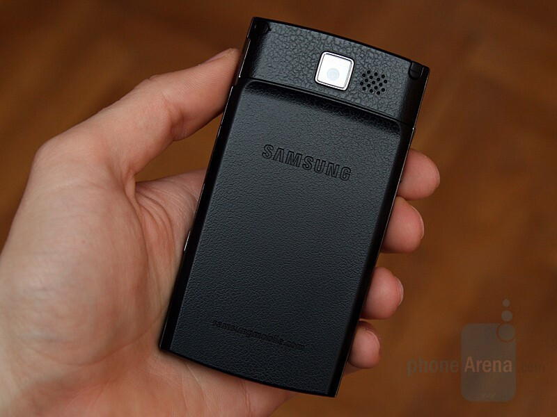 Samsung SGH-I780 - Hands-on with Samsung's GSM line for 2008