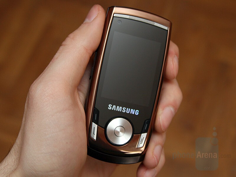 Samsung SGH-L770 - Hands-on with Samsung's GSM line for 2008