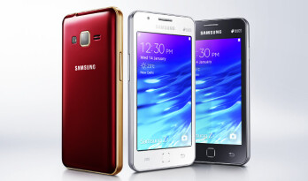 Samsung announces the Samsung Z1 in India – a sub-$100, Tizen-powered handset