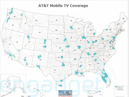AT&T's Mobile TV coming in May