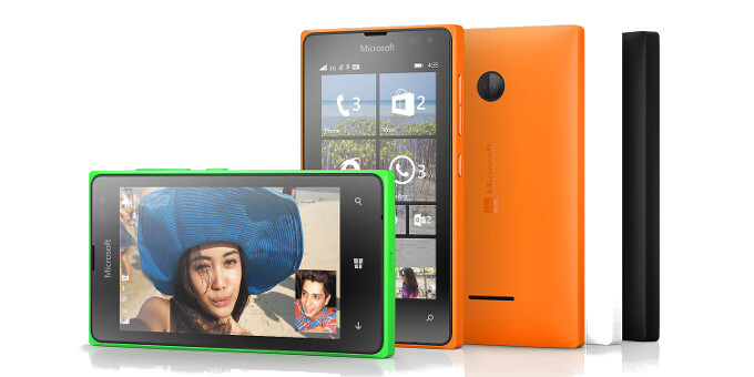 Microsoft's most affordable smartphone breaks cover - meet the $80 Lumia 435