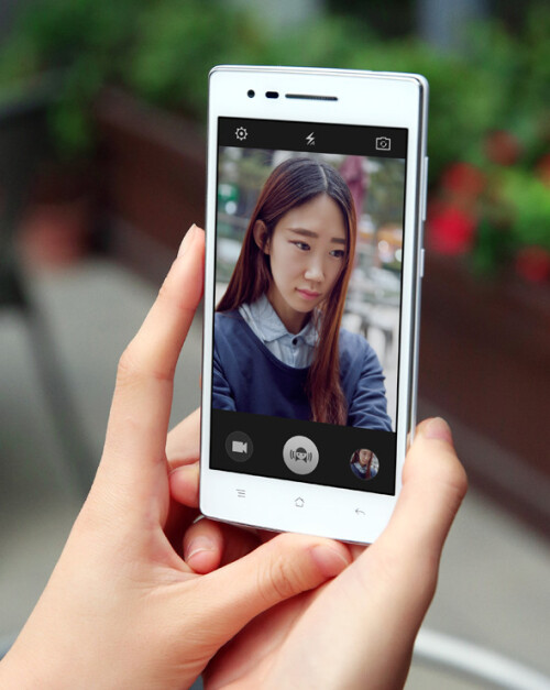 Oppo announces a 64-bit low-midranger - the Mirror 3