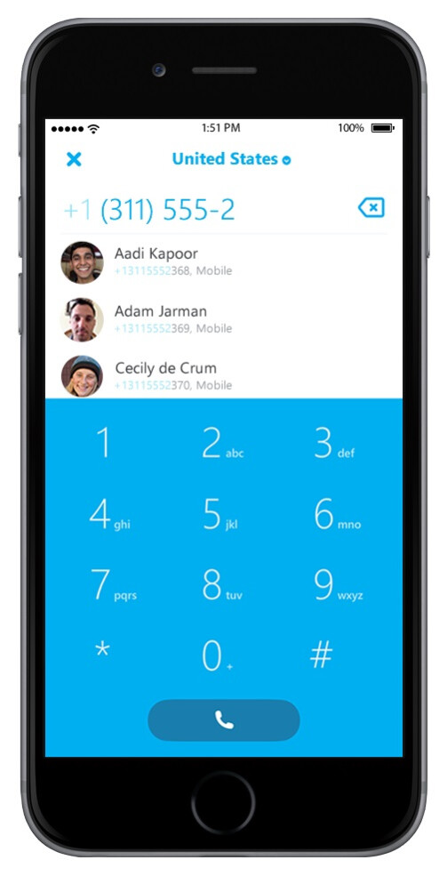 Microsoft rolls out testing program for Skype on iOS