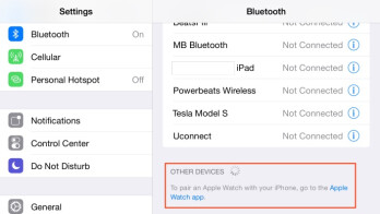 iOS 8.2 beta released, Apple Watch support in tow