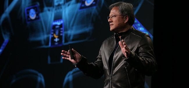 CEO Huang announces the Tegra X1 - Tech war: Nvidia Tegra X1 takes on Snapdragon 810 with raw GPU power