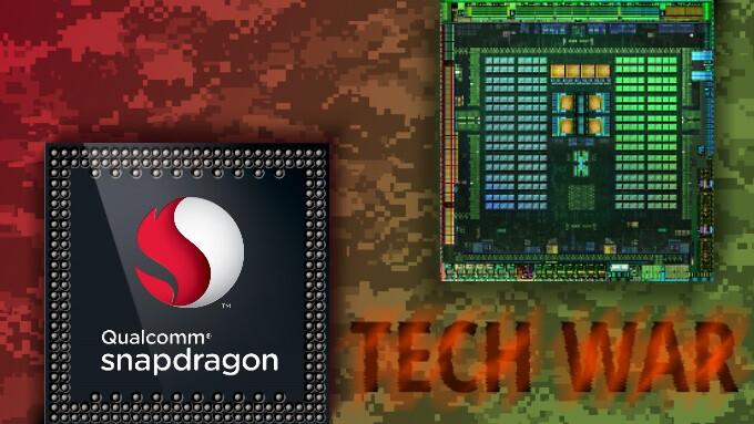 Tech war: Nvidia Tegra X1 takes on Snapdragon 810 with raw GPU power
