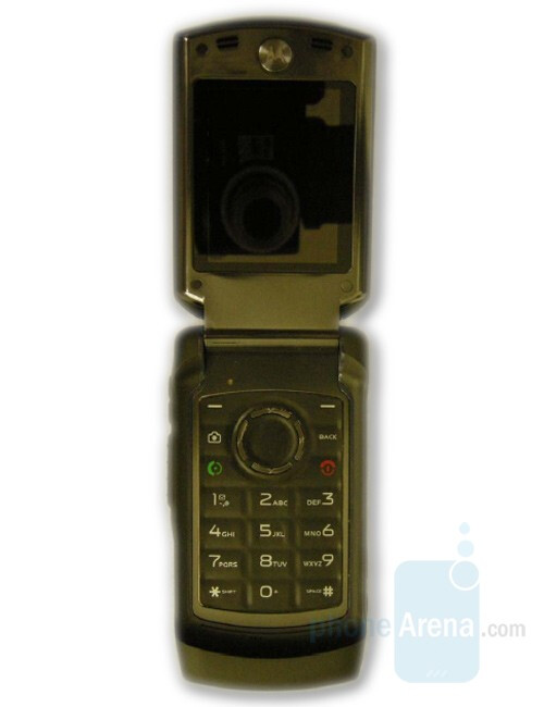 Motorola V950 with QChat is headed to Sprint