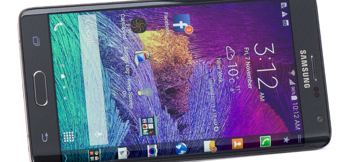 Living with the Samsung Galaxy Note Edge, week 3: Beauty takes time