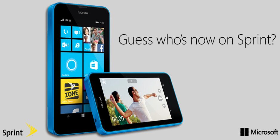 Nokia Lumia 635 launched by Sprint, it's free on contract
