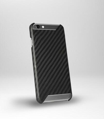 Carbon Trim Solutions Carbon Fiber iPhone 6 case