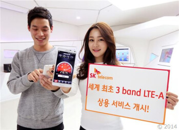 Samsung to launch Galaxy Note 4 S-LTE this week, the first phone with 450 Mbps data speeds