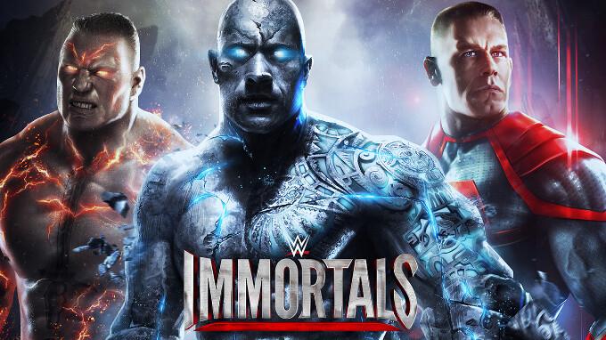 PhoneArena game of the week: WWE Immortals