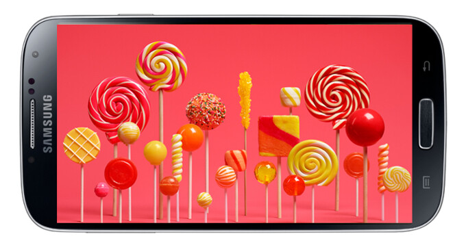 Android 5.0.1 Lollipop with TouchWiz leaks for the Samsung Galaxy S4, looks like the real deal