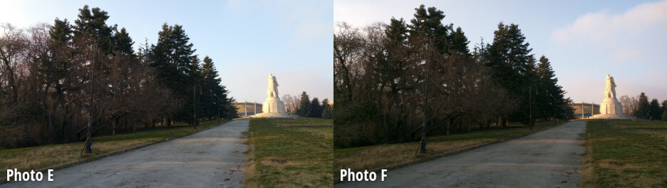 Side-by-side preview - Samsung Galaxy Note 4 vs Nexus 6 blind camera comparison: you choose the better phone