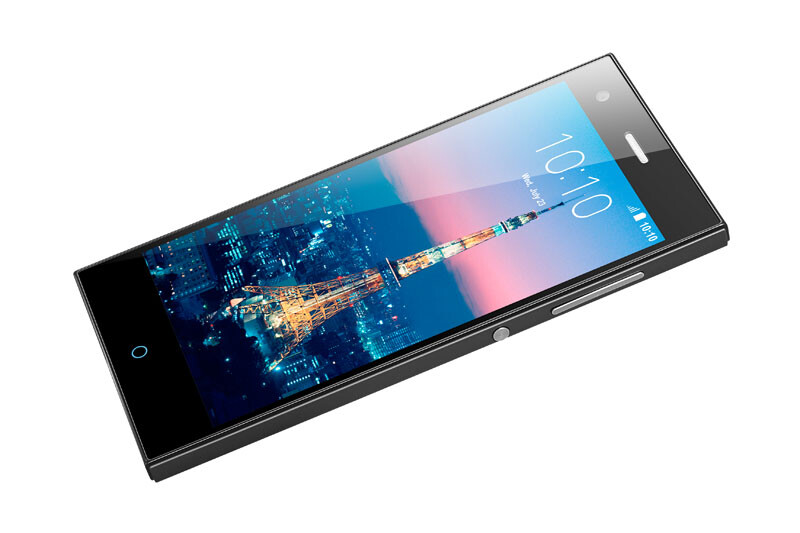 zte blade l2 phone size, the