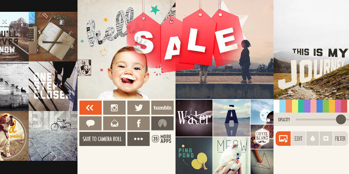 Deals of the day: you can get these iOS apps for a reduced price or even for free at the moment