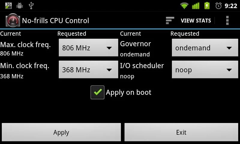 how to change your gpu android