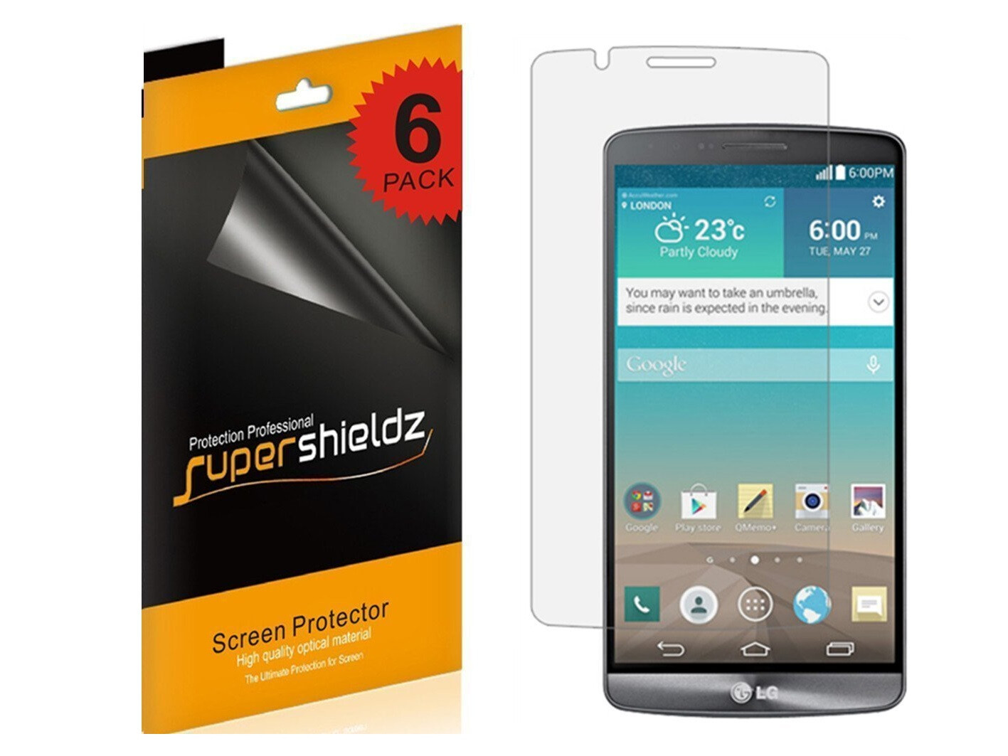 how to fix scratches on screen protector
