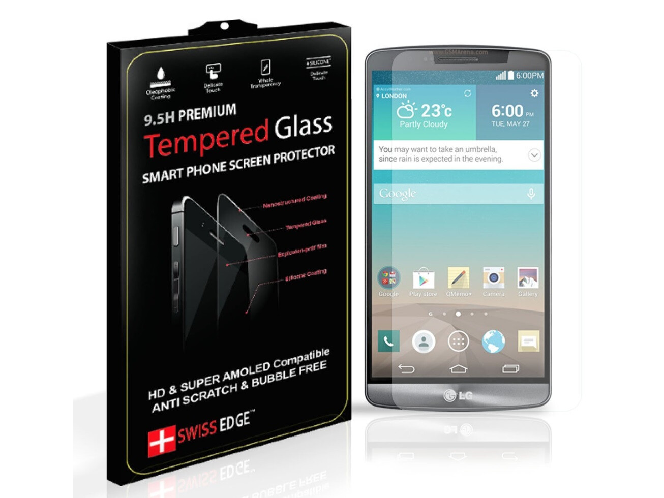 how to fix lg g3 screen