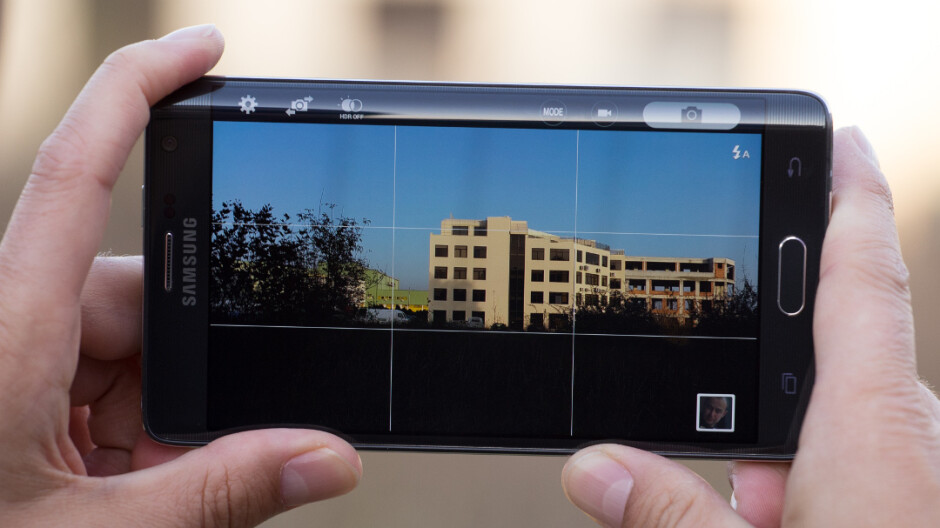 Living with the Samsung Galaxy Note Edge, week 4: Pen and picture