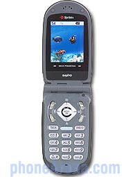 Sprint PCS to carry Sanyo SCP-7400