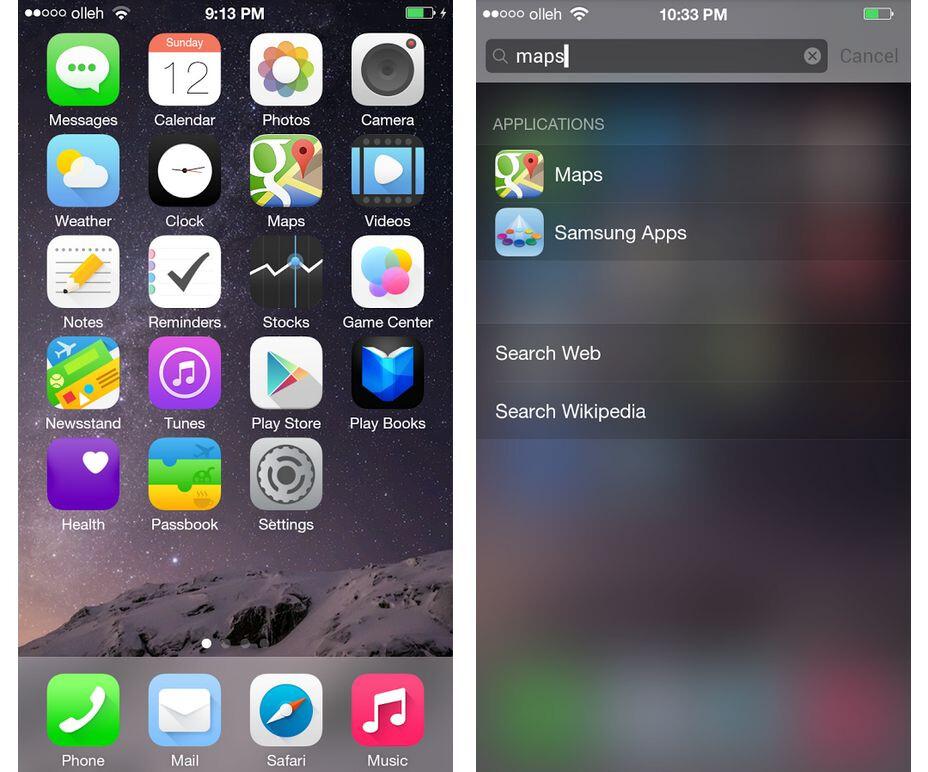 лаунчер айфона на андроид скачать - фото 4