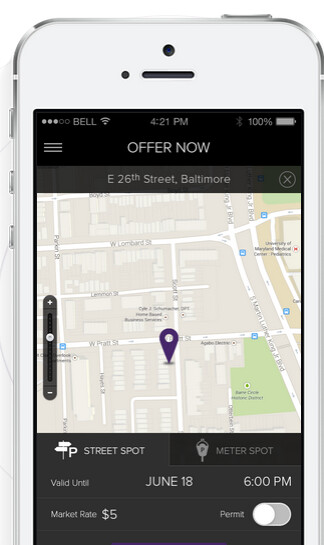 Why in-street parking app Haystack failed - PhoneArena