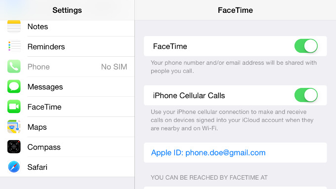 How to stop all iPhones in the house from ringing at the same time on incoming call