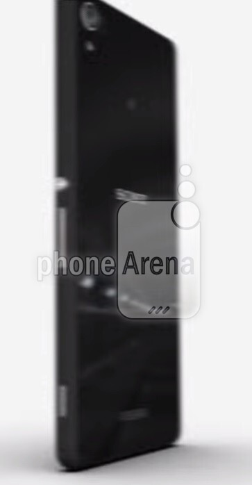 Alleged Xperia Z4 renders (unconfirmed; the real product might look different)