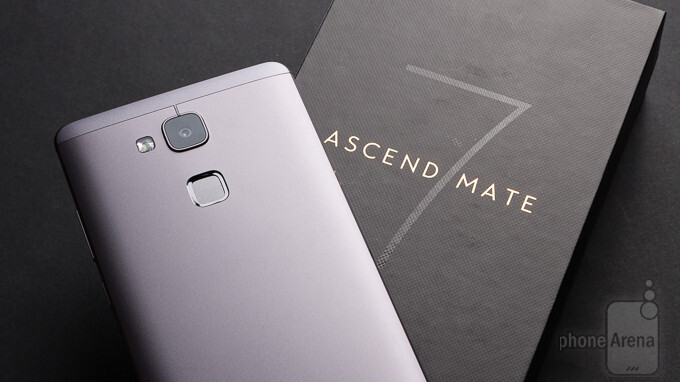 Huawei Mate7 Compact to be announced at MWC 2015?