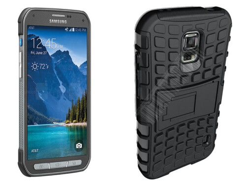 Samsung Galaxy S6 leaked case
