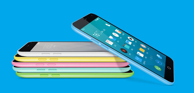 Meizu Blue Charm unveiled: the best affordable Android phone you've never heard of