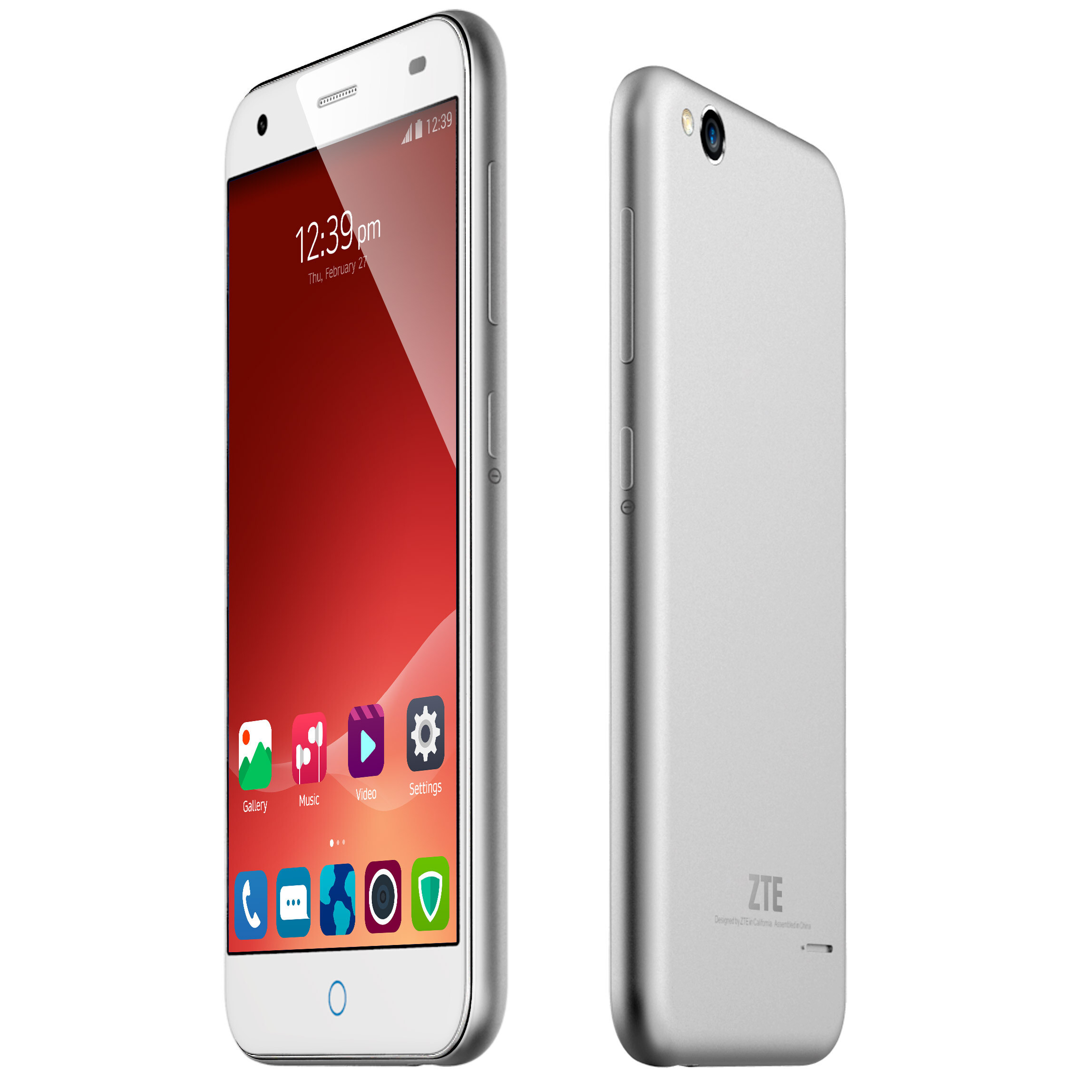 Zte Blade s6 Colors Zte Blade s6 Outed as The