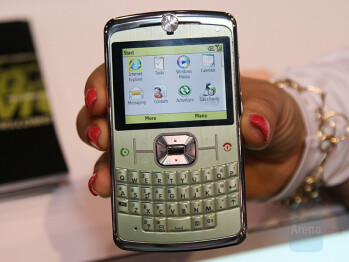 Motorola Q9c Lime Green