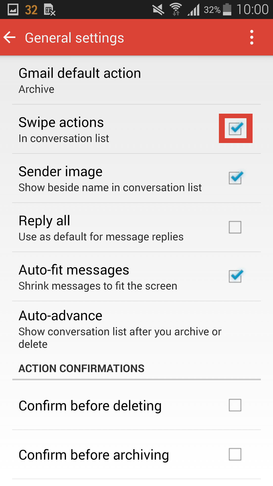 how to delete you message in gmail