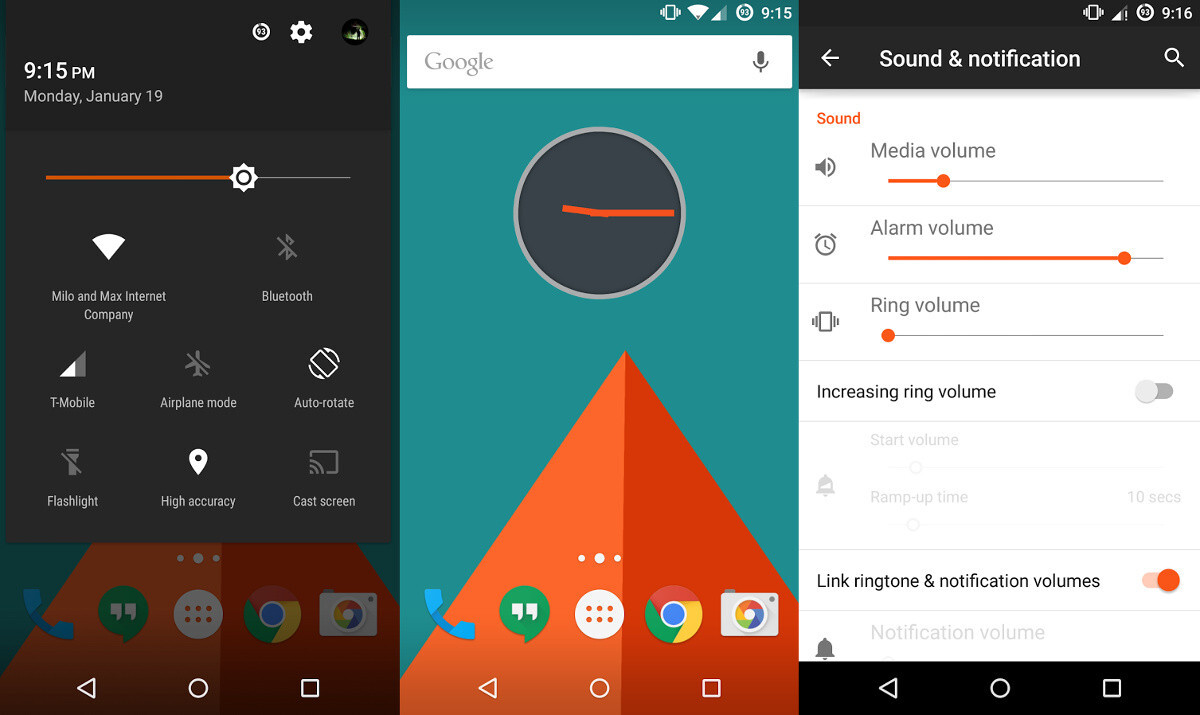 Customize that Android 5 0 Lollipop! Here are some gorgeous themes