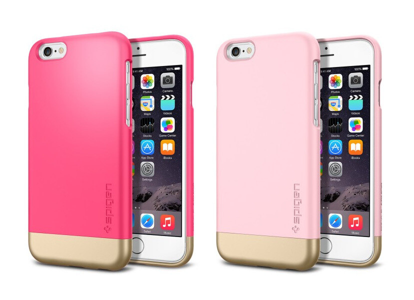 Best Pink IPhone 6 And IPhone 6 Plus Cases To Get As Gift