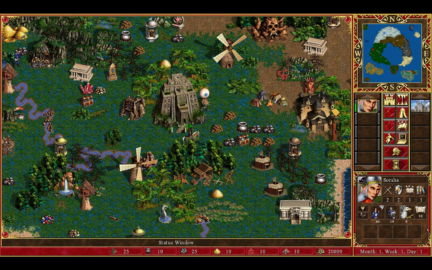Heroes of might and magic 5 hammers of fate skill tree